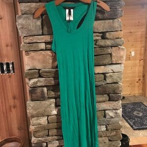 BCBG tank bodycon dress XS
